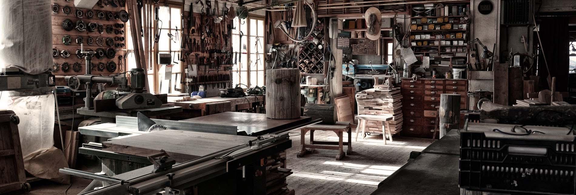 Werkstatt Einrichten So Geht S Professionell Und Gunstig
