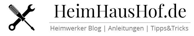 Heim.Haus.Hof | Der Heimwerker Blog
